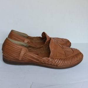 Chamula Cancun 30 6101 Mens Leather Summer Sandals